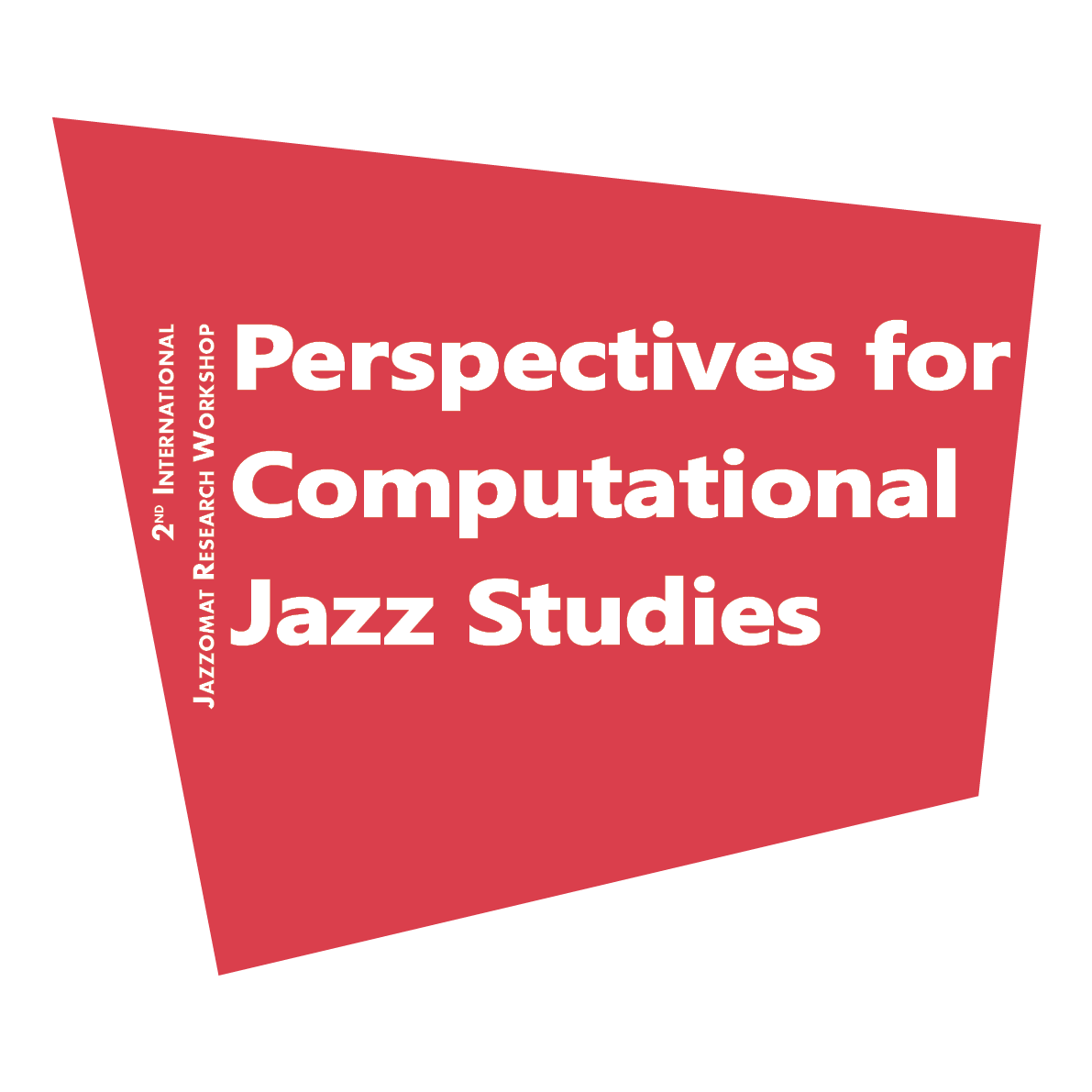 Second International Research Workshop 2016 — The Jazzomat